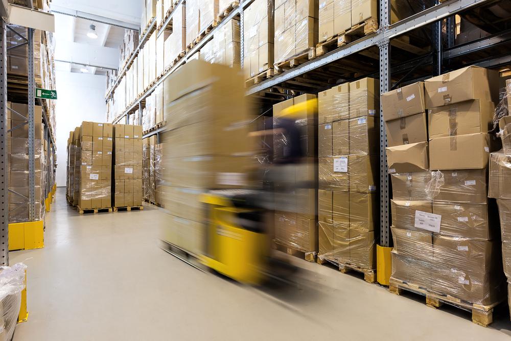 海外の倉庫業
